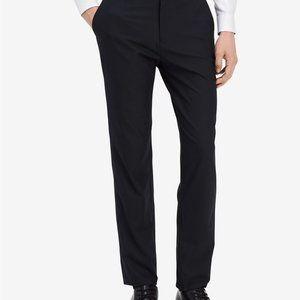 Calvin Klein Men's Slim-Fit Stretch Pants 36X32